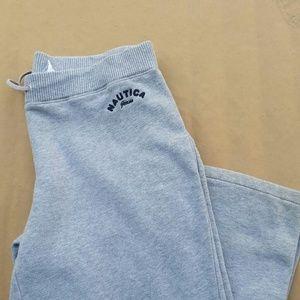 NAUTICA JEANS COMPANY SWEATPANTS JOGGER PANTS M |